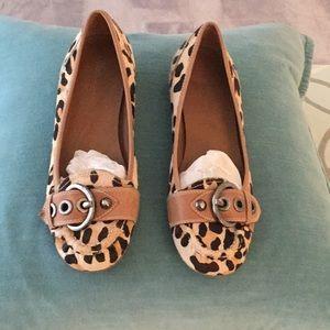 Women's BCBGeneration Animal Print Shoes